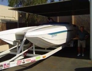 Boat Installation – 1a