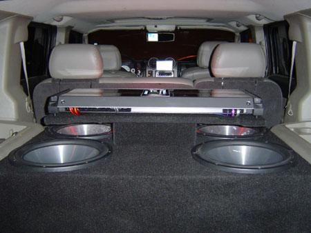 Hummer Installation – 1b