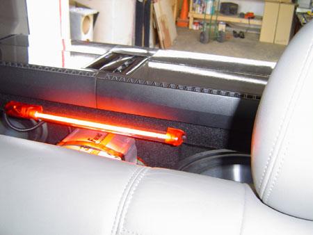 Hummer Installation – 1d