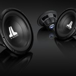 JL Audio Woofer: W0v2_Group1_BLK
