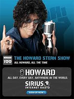 Howard Stern on SiriusXM Satellite Radio