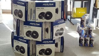 Alpine SWA 10S4 Subwoofers at Sounds Good To Me in Tempe, AZ