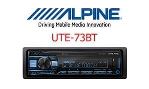 UTE-73BT Advanced Bluetooth® Mech-less Digital Receiver