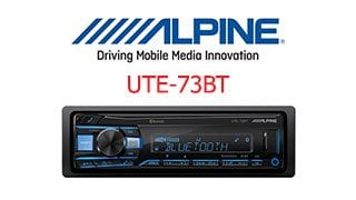 UTE-73BT Advanced Bluetooth® Mech-less Digital Receiver, available at Sounds Good To Me in Tempe, AZ near Phoenix Arizona