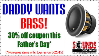 Father's Day Sale at Sounds Good To Me in Tempe, AZ near Phoenix, Arizona