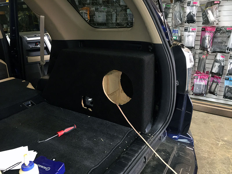 4Runner Installation – 1c
