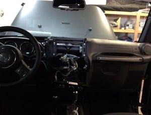 Jeep Installation – 1b