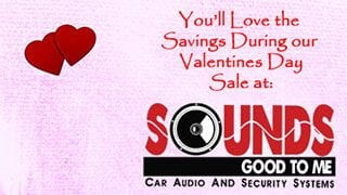 Valentine's Day Sale in Tempe, AZ at Sounds Good To Me
