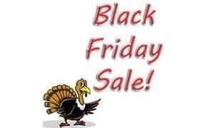 All November Black Friday Sale