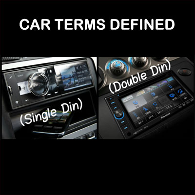 Din Car Stereo Meaning