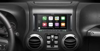 "i207-WRA - Alpine 7"" Restyle Mech-Less In-Dash System with Apple Carplay and Android Auto available at at Sounds Good To Me in Tempe AZ near Phoenix"