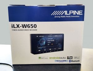Review of the Alpine iLX-W650