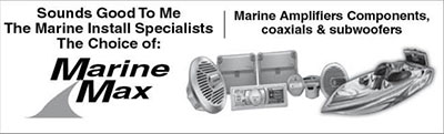 Marine Max Installation Specialists at Sounds Good To Me in Tempe Arizona near Phoenix, AZ
