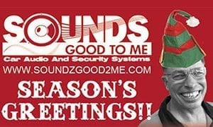 Holiday Season Specials: Car Audio Electronics Sale