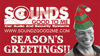 Sounds Good To Me Holiday Season Sale and Specials in Tempe Arizona