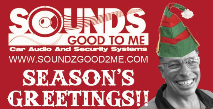 Sounds Good To Me Christmas Sale and Specials in Tempe Arizona