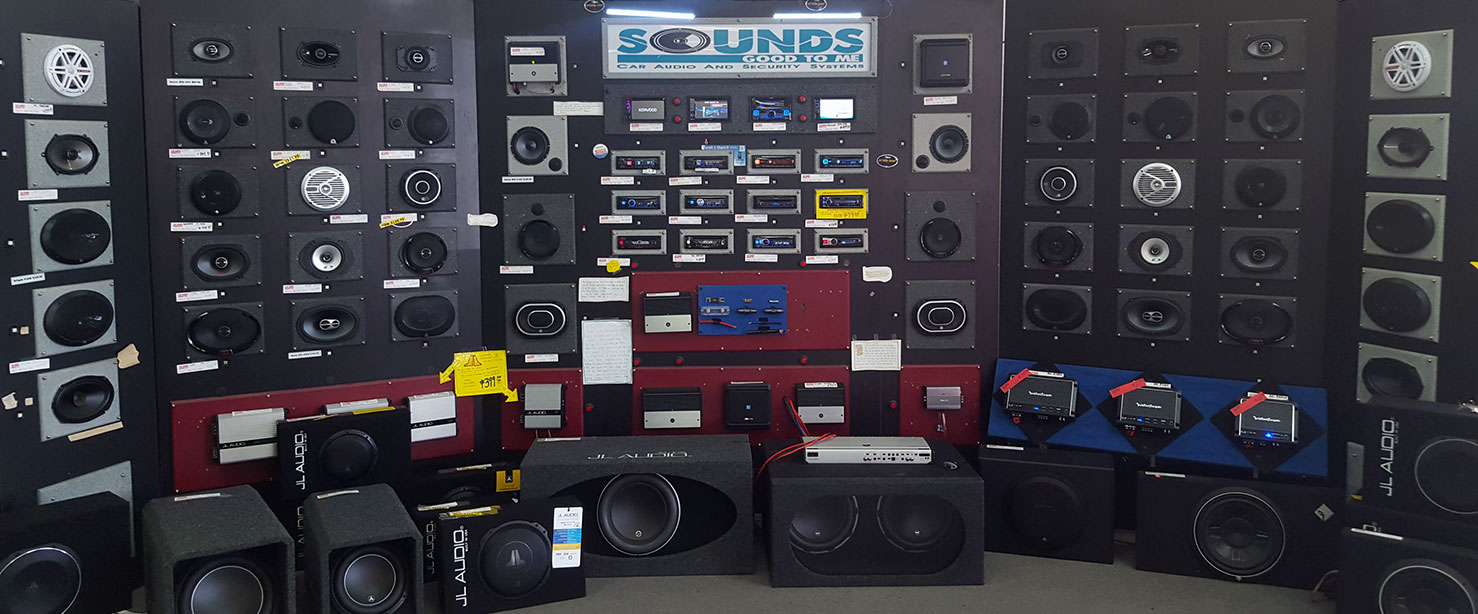 Sounds Good To Me Car Audio and Security Systems in Tempe Arizona near Phoenix AZ