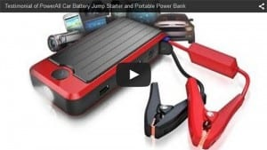 Testimonial of PowerAll Car Battery Jump Starter and Portable Power Bank Sounds Good To Me Sounds Good To Me 40 22,395 Published on Aug 20, 2014 Video brought to you by: https://www.soundzgood2me.com - Sounds Good To Me Car Audio Electronics in Tempe, Arizona. Listen to our testimonial of the PowerAll All-in-One Portable Power Bank, Battery Jump Starter, Bright LED Flashlight. Buy the Power All on-line at Sounds Good to Me at: https://www.soundzgood2me.com/review-p... Sale's Price: PowerAll sells for $119.95 retail...we will sale this amazing device for $99.95 or buy 2 or more and get it for $89.95 each, that's 10% off the sales prices! At last check they were sold out on e-bay and we currently have them in stock at Sounds Good To Me in in Tempe, Arizona next to Arizona State University and Phoenix AZ. That's a great deal for you Sun Devils and anyone that lives in and around Tempe, AZ. Description: • Portable Power Bank, Battery Jump Starter, Bright LED Flashlight • Rechargeable High Capacity Battery • Compact & Lightweight • Battery Status LEDs • Dual USB Charging • Multi-Illumination • DC & AC Power • 600% more battery life for cell phones • Built in LED Flashlight • Jumpstart Multiple Vehicles • 400 AMP Peak AMPS Engine Starter • International CES Innovations Design And Engineering Awards -- 2014 Honoree Sounds Good To Me car audio & video electronics and security alarm system installation specialists are located in Tempe, AZ, servicing the entire metro Phoenix area including Mesa, Chandler, Scottsdale, Glendale and Gilbert, Arizona. Call us at (480) 968-8543, visit us at https://www.soundzgood2me.com or contact us by email at soundzgood2me00@yahoo.com. Video produced by Creative Developments in Tempe, Arizona near Scottsdale and Phoenix, http://www.develop4u.com.