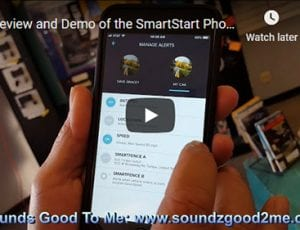Review and Demo of the SmartStart App